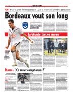 Bordeaux veut son long dimanche de fiançailles
