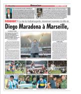 Diego Maradona à Marseille