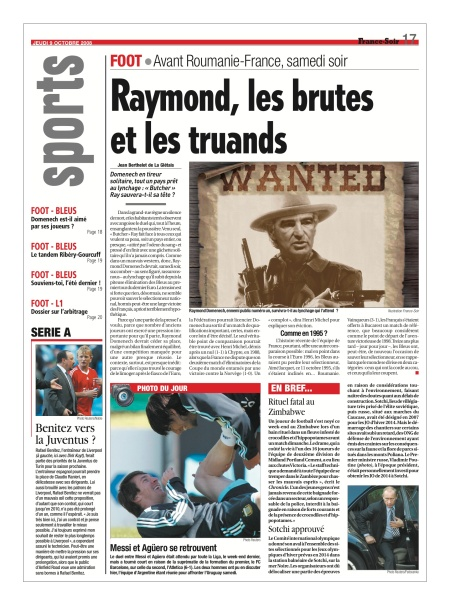 Raymond, les brutes... - copie